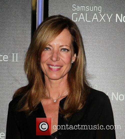 Allison Janney  Samsung Mobile Launch Party For...