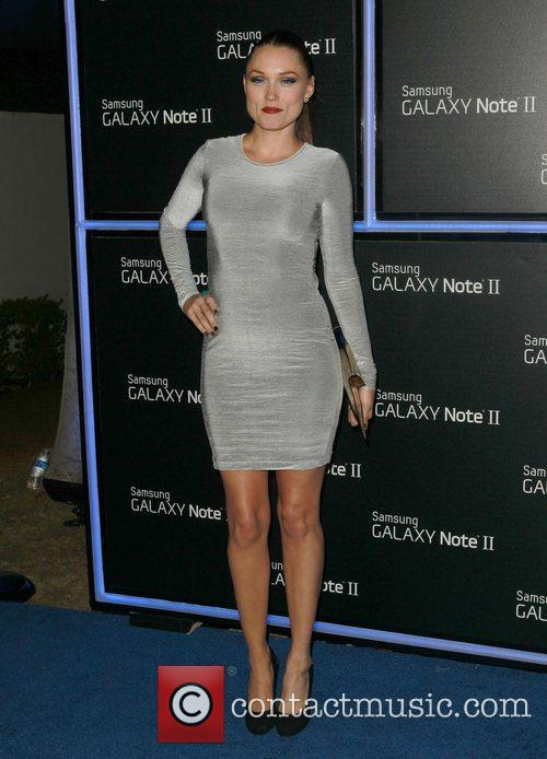 Clare Grant  Samsung Mobile Launch Party For...