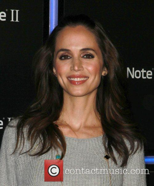 Eliza Dushku  Samsung Mobile Launch Party For...