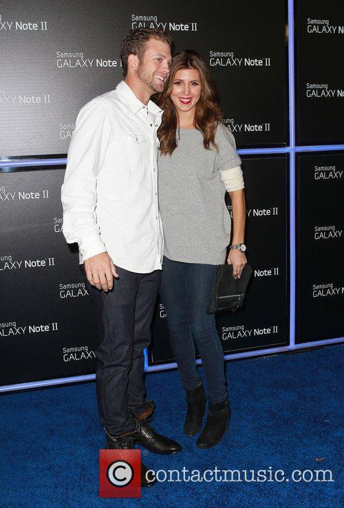Jamie Lynn Sigler and Cutter Dykstra 8