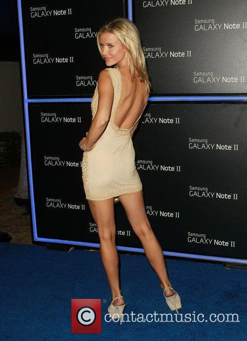 joanna krupa samsung mobile launch party for 4146255