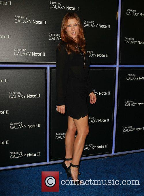 Kate Walsh  Samsung Mobile Launch Party For...