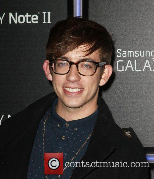 Kevin McHale  Samsung Mobile Launch Party For...