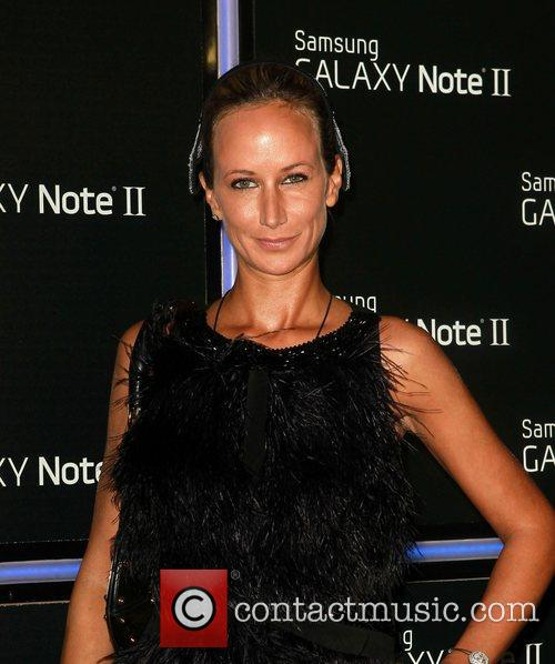 Lady Victoria Hervey  Samsung Mobile Launch Party...