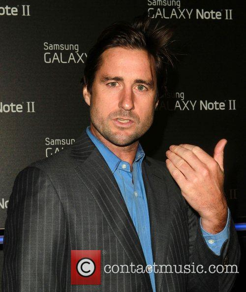 Luke Wilson  Samsung Mobile Launch Party For...