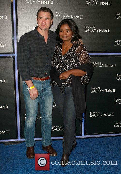 Octavia Spencer and Tate Taylor 2