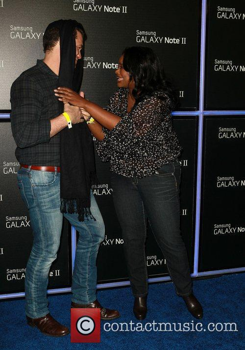 Octavia Spencer and Tate Taylor 5