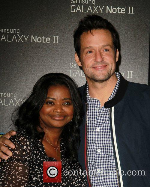 Octavia Spencer, Josh Hopkins