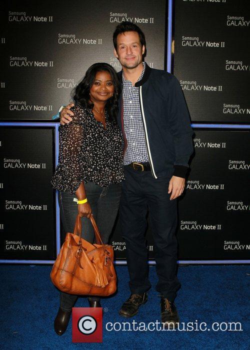Octavia Spencer and Josh Hopkins 1