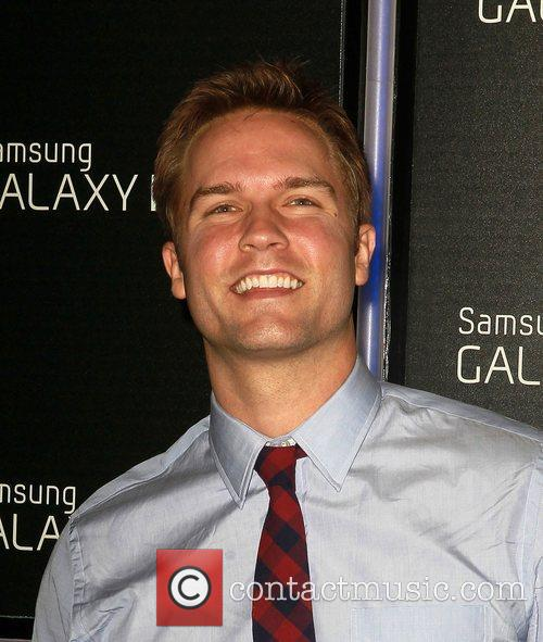 Scott Porter  Samsung Mobile Launch Party For...