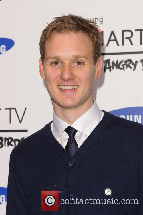 Dan Walker Samsung Electronics Smart Tv Europe Party...