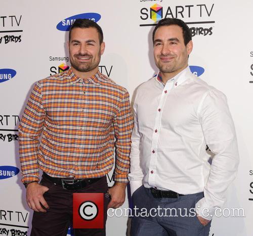Dino Georgiades; Georgio Georgiades Samsung Electronics Smart Tv...