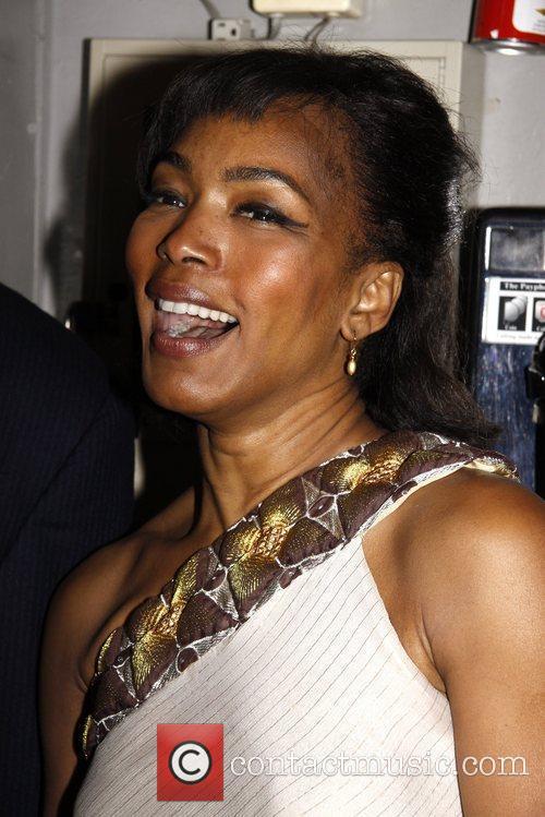 Angela Bassett  Samuel L. Jackson's 63rd birthday...