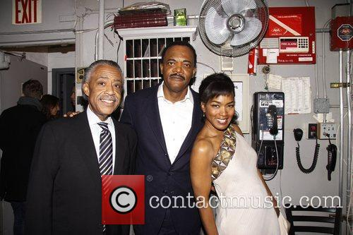 Al Sharpton, Angela Bassett and Samuel L Jackson 9
