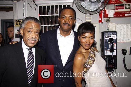 Al Sharpton, Angela Bassett and Samuel L Jackson 11