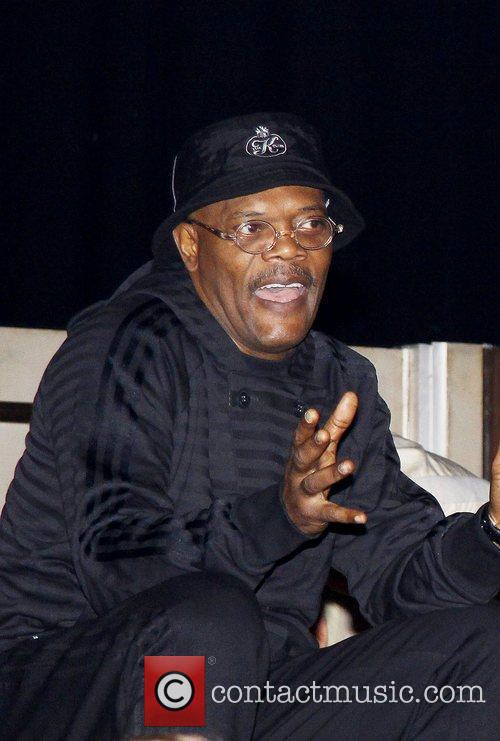 Samuel L. Jackson Special Discounted Evening at Broadway's...