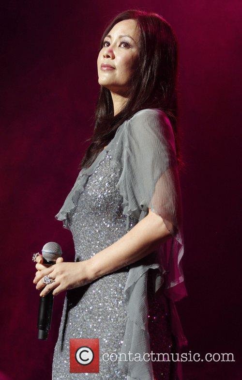 Linda Wong performs live at Casino Rama Orillia,...