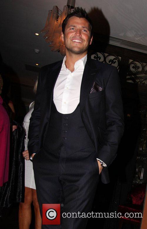 Celebrities enjoy a night out at Sanctum Soho...