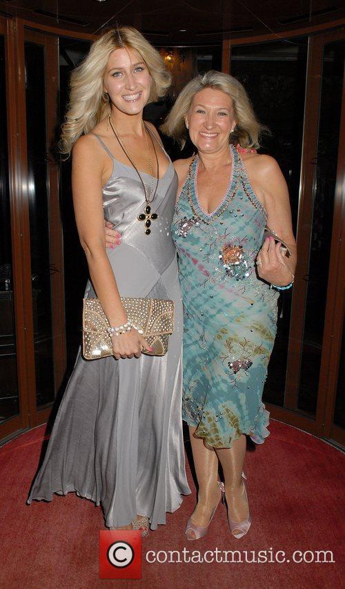 Francesca Hull and Karen Woodley,  at Francesca...