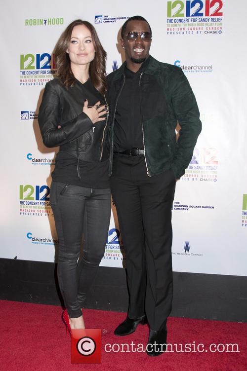 Olivia Wilde and Sean Combs 1