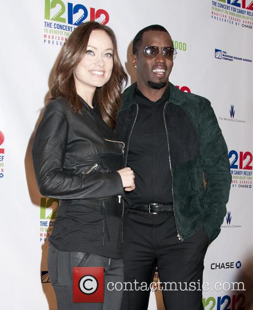 Olivia Wilde and Sean Combs 2