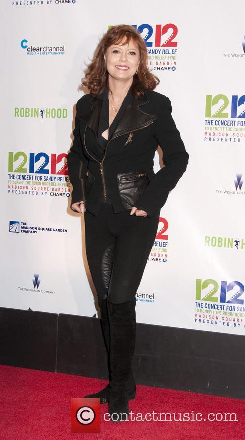 Tony Danza 12-12-12 Concert Benefiting The Robin Hood...