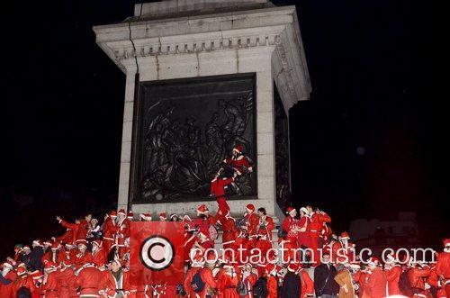 Atmosphere and Trafalgar Square 6