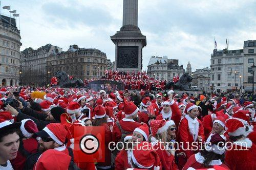 Atmosphere and Trafalgar Square 8