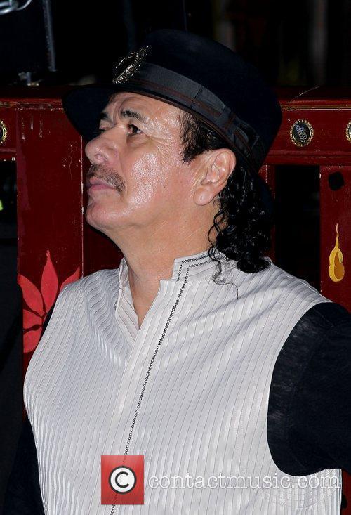 Carlos Santana and House Of Blues 4