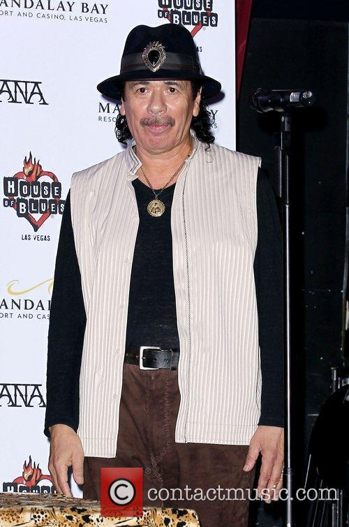 Carlos Santana and House Of Blues 5