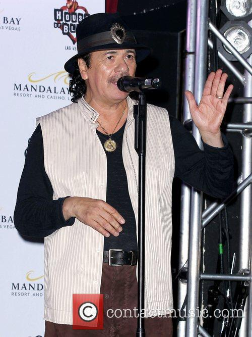 Carlos Santana and House Of Blues 6