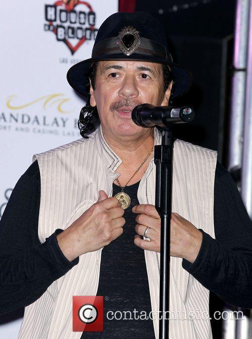 Carlos Santana and House Of Blues 1
