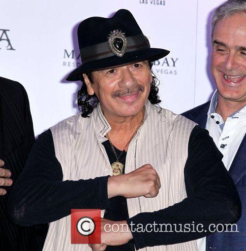 Carlos Santana and House Of Blues 7