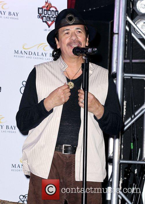 Carlos Santana and House Of Blues 8