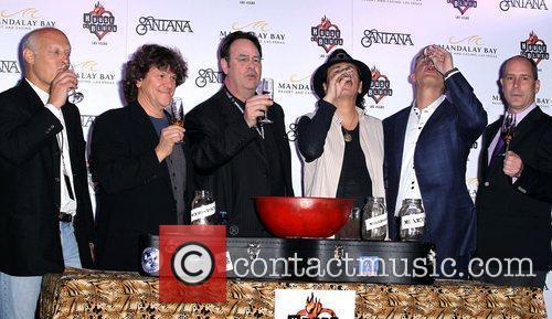 Dan Aykroyd, Carlos Santana and House Of Blues 3