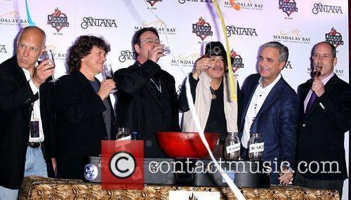 Dan Aykroyd, Carlos Santana and House Of Blues 1