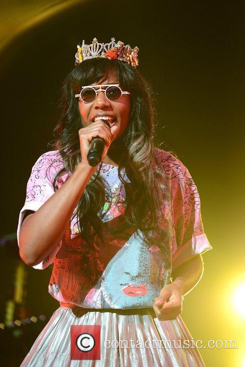 Santigold and Red Hot Chili Peppers 11