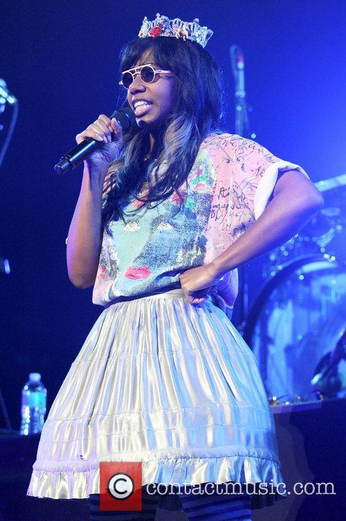 Santigold and Red Hot Chili Peppers 8