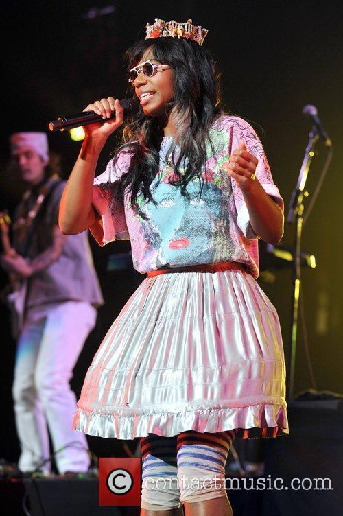 Santigold and Red Hot Chili Peppers 10