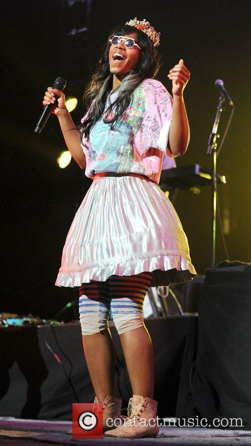 Santigold, Red Hot Chili Peppers
