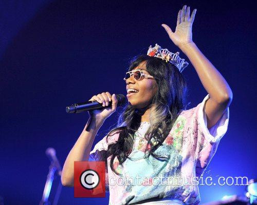 Santigold and Red Hot Chili Peppers 17