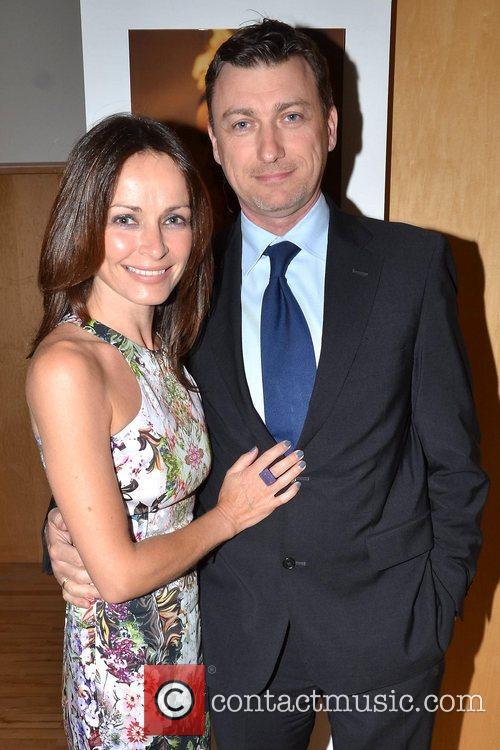 Sharon Corr and Gavin Bonnar