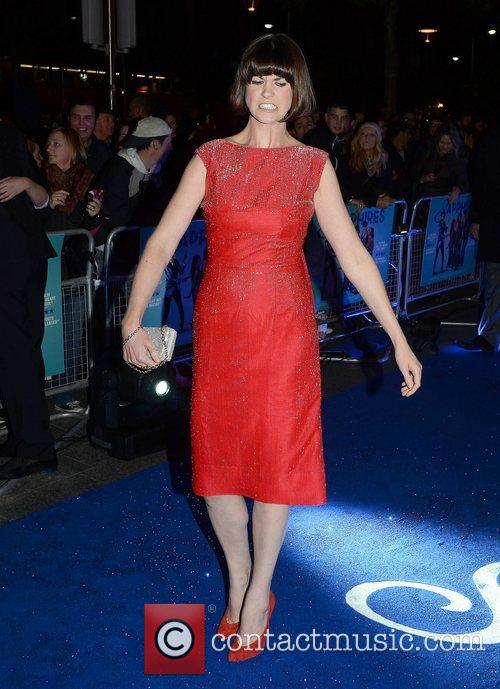 Dawn Porter,  at the premiere of 'Sapphires'...