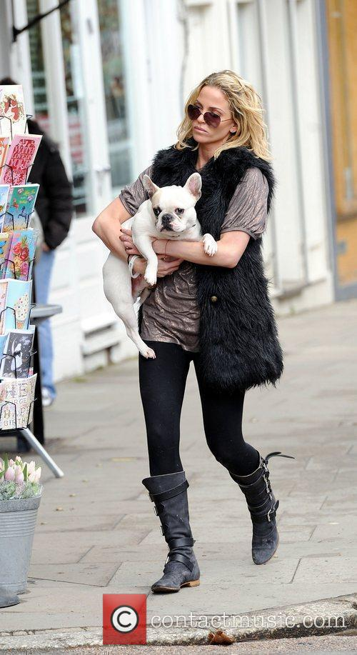 sarah harding out and about with her 3835282
