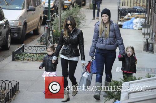 Sarah Jessica Parker; Marion Broderick; Tabitha Broderick Sarah...