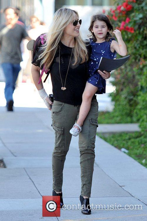 Sarah Michelle Gellar and Charlotte Grace Prinze 1