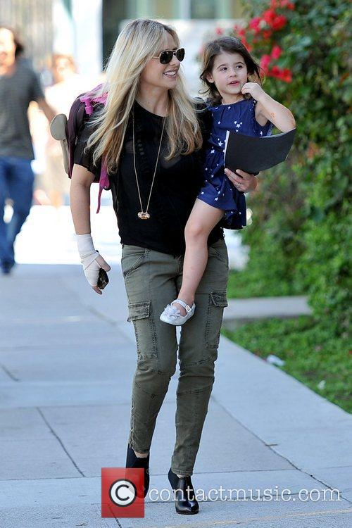 Sarah Michelle Gellar and Charlotte Grace Prinze 3