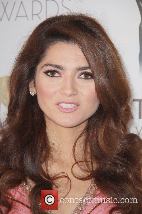 Blanca Blanco 17th Annual Satellite Awards held at...