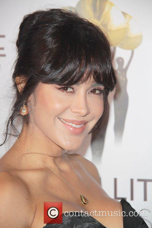 Carla Ortiz 17th Annual Satellite Awards held at...