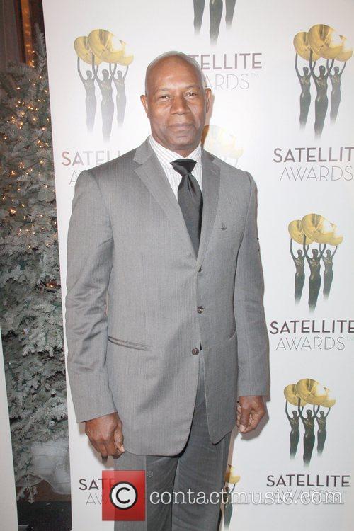 Dennis Haysbert 17th Annual Satellite Awards held at...